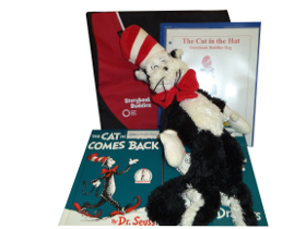 Storybook Buddies Cat In The Hat